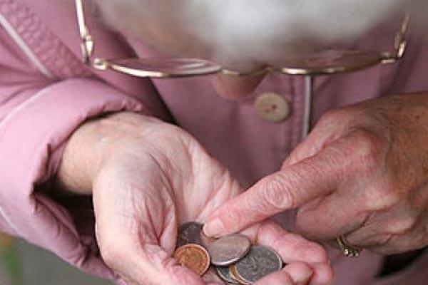 მთავრობა ცდილობს პენსიის ზრდის საკითხი ინფლაციას მიაბას
