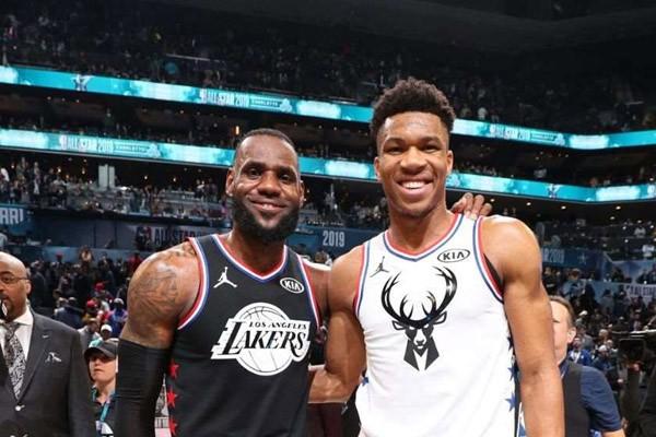 NBA-ის ყველა ვარსკვლავის მატჩში ლებრონ ჯეიმსის გუნდმა გაიმარჯვა