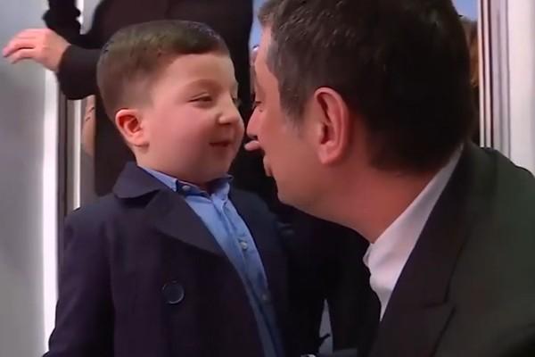გახარია და ბავშვი (ვიდეო)