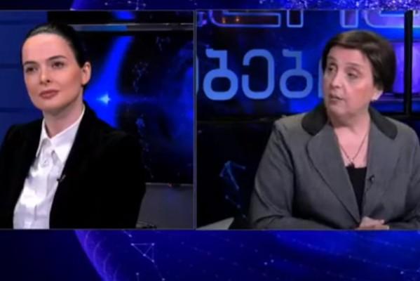 მარიამ კუბლაშვილისა და ელისო კილაძის მწვავე დებატი (ვიდეო)