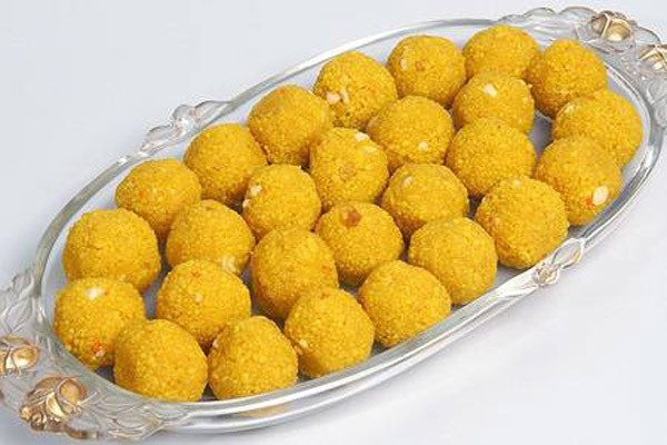 ლადუ - უგემრიელესი ინდური ტკბილეული