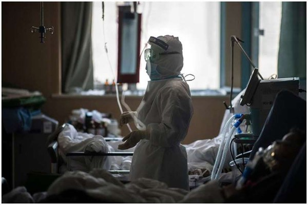 მსოფლიოში კორონავირუსით დაღუპულთა რიცხვი იზრდება