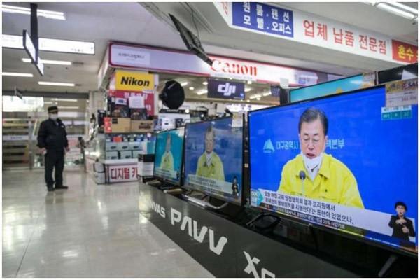 კორონავირუსთან დაკავშირებული ვითარების გამო, სამხრეთ კორეაში პრეზიდენტის გადადგომას მილიონზე მეტი ადამიანი ითხოვს