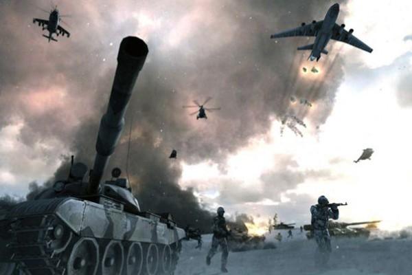 """სემიუელ ჰანტინგტონი და """"მესამე მსოფლიო ომი"""""""