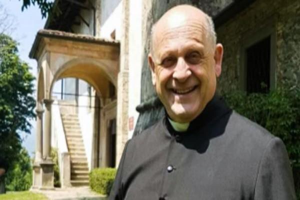 იტალიაში მღვდელმა თავისი სასუნთქი აპარატი კორონავირუსით დაავადებულ ახალგაზრდას დაუთმო და თვითონ გარდაიცვალა