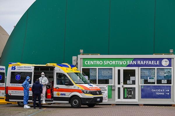 იტალიაში 23 ექიმი გარდაიცვალა, აქედან 19 – ლომბარდიაში