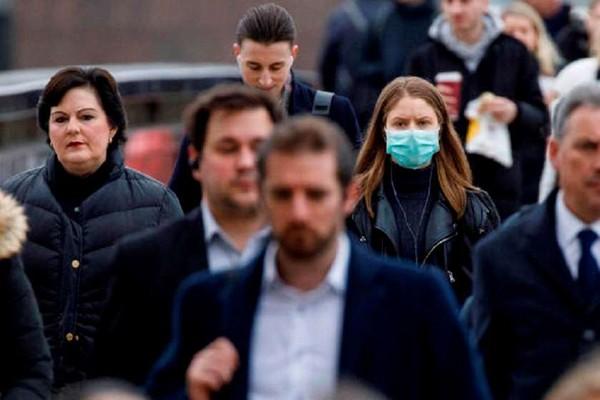 ოქსფორდის უნივერსიტეტი: კორონავირუსით შესაძლოა დიდი ბრიტანეთის მოსახლერობის ნახევარი იყოს ინფიცირებული
