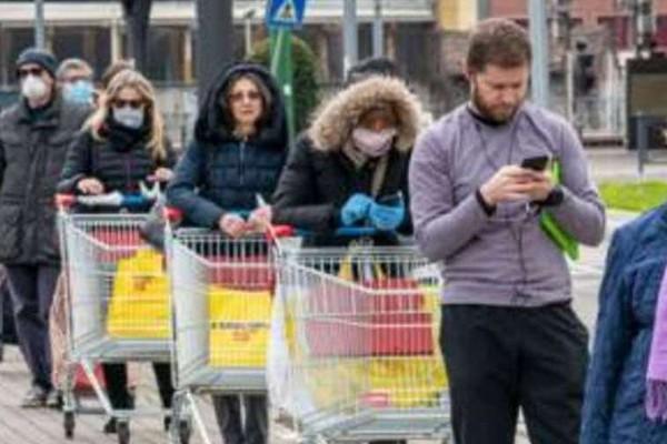იტალიაში ქალი დააჯარიმეს, რომელიც დღის განმავლობაში მაღაზიაში 11-ჯერ შევიდა