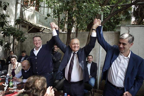 """""""20 ივნისიდან დღემდე ხელისუფლებამ საკადირის პასუხი ვერ გასცა დამნაშავეებს, ამიტომ ყველაფერი გაუვიდათ, ყველაფერი მიიღეს რაც უნდოდათ"""""""