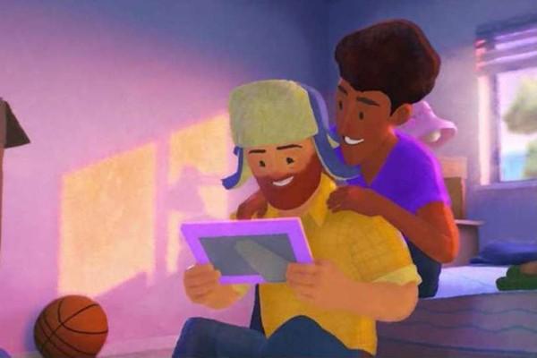 Pixar-მა პირველად გადაიღო მულტფილმი, რომლის მთავარი გმირი გეია
