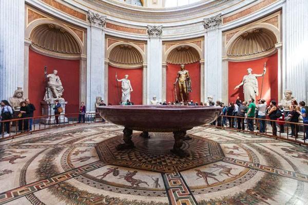 ვატიკანის მუზეუმები ვიზიტორებისთვის ივნისიდან გაიხსნება