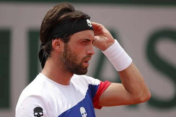 """""""შესაძლოა საერთოდ აუკრძალონ თამაში!"""" – რას ამბობენ საფრანგეთის ჩოგბურთის ფედერაციაში ბასილაშვილზე"""