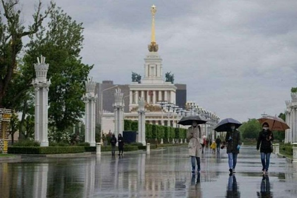 ბოლო 24 საათის განმავლობაში რუსეთში კორონავირუსის 8 536 შემთხვევა დადასტურდა