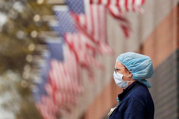 გასული დღე-ღამის განმავლობაში აშშ-ში კორონავირუსის 44 766 შემთხვევა დაფიქსირდა