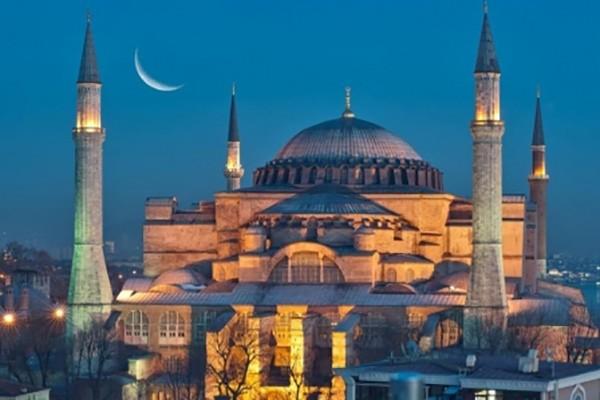 BBC - თურქეთის სასამართლომ აია-სოფიას მუზეუმის სტატუსი გაუუქმა, რაც ხელისუფლებას შესაძლებლობას აძლევს, ის მეჩეთად გადააკეთოს