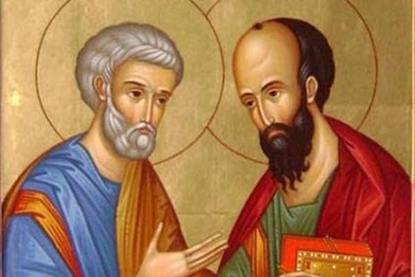 მართლმადიდებელი ეკლესია პეტრე-პავლობას აღნიშნავს