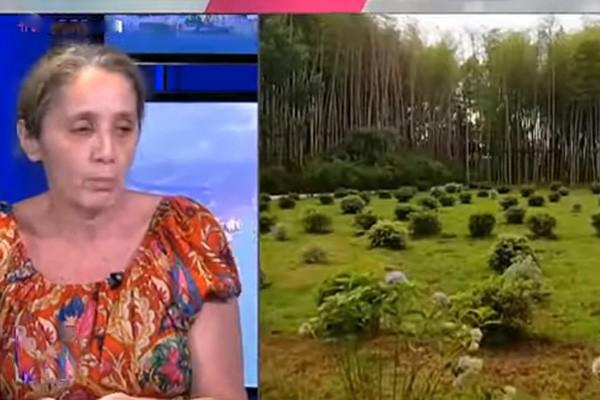 ნატა ფერაძემ დენდროლოგიური პარკი რუსეთთან მაინც დააკავშირა (ვიდეო)
