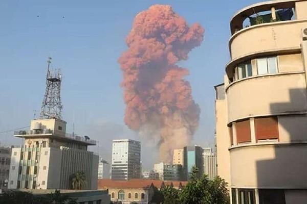 მედია: ბეირუთში მომხდარი ორი აფეთქების შედეგად სულ მცირე ექვსი ადამიანი დაიღუპა, ხოლო ასობით - დაშავდა