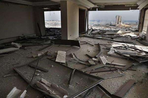 ბეირუთში აფეთქების შედეგად დაღუპულთა რაოდენობა 135-მდე გაიზარდა, დაშავდა 5 000 ადამიანი