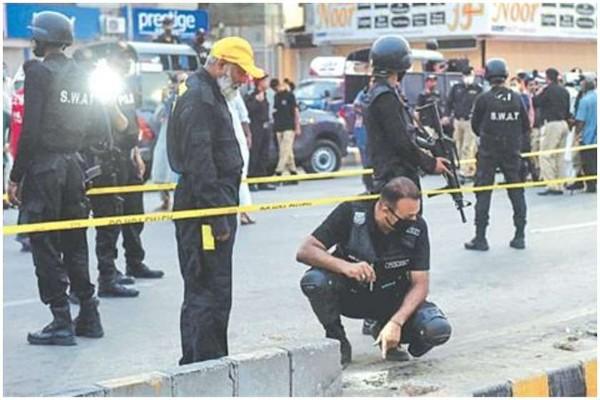 პაკისტანში აფეთქების შედეგად სულ მცირე 40 ადამიანი დაშავდა