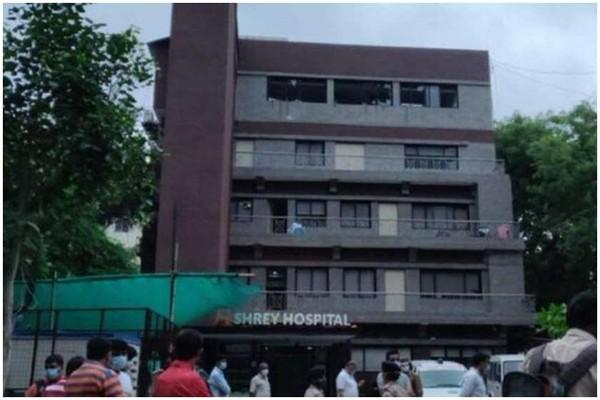 ინდოეთის ერთ-ერთ საავადმყოფოში ხანძარს კოვიდინფიცირებული პაციენტები ემსხვერპლნენ