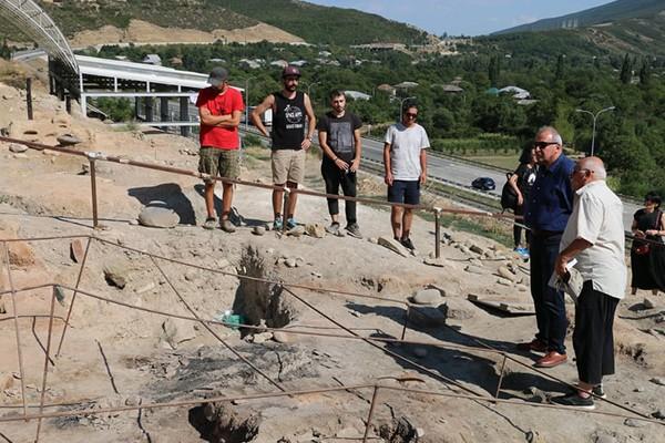 თსუ არქეოლოგების უახლესი აღმოჩენა გრაკლიან გორაზე
