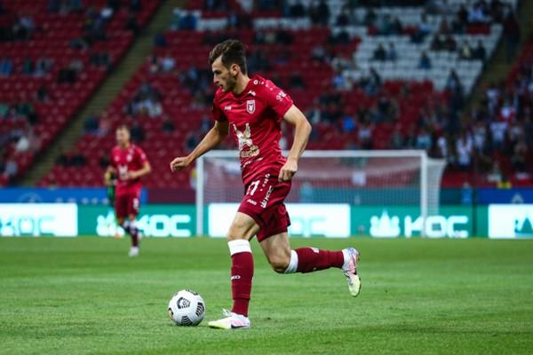 კვარაცხელია რუსეთის ჩემპიონატის პირველ ტურში გამოარჩიეს