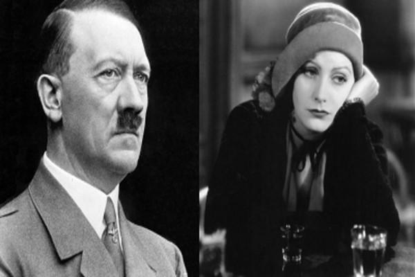 ადოლფ ჰიტლერი გრეტა გარბოთი იყო