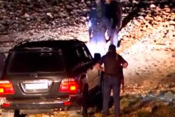 სოფელ კირცხთან თავდამსხმელმა მძევლები გაათავისუფლა და გაიქცა  (ვიდეო)