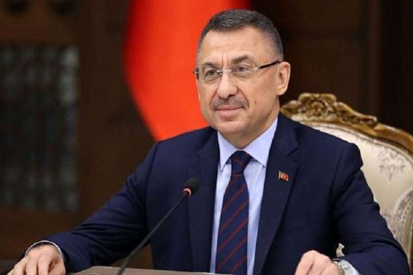 თურქეთის ვიცე-პრეზიდენტი: მზად ვართ, აზერბაიჯანში სამხედროები გავაგზავნოთ, თუ ბაქო მსგავსი თხოვნით მოგვმართავს