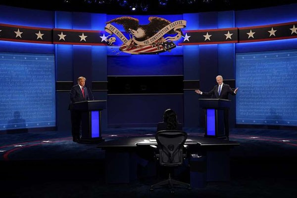 """ჯო ბაიდენი: კენჭს, როგორც ამაყი """"დემოკრატი"""" ვიყრი, თუმცა თუ ამირჩევენ, ამერიკელების პრეზიდენტი ვიქნები"""