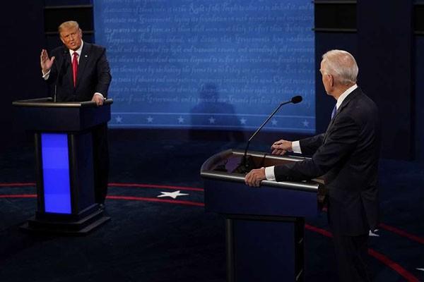 დონალდ ტრამპი: არასდროს ვიყრიდი კენჭს პრეზიდენტის თანამდებობაზე, რომ არა ბარაკ ობამა და ჯო ბაიდენი
