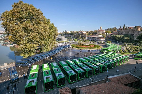 დიდი სატრანსპორტო ცვლილება: მიკროავტობუსები განახევრდება, საფასურის გადახდის წესი იცვლება