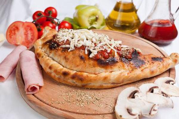 კალცონე - დახურული პიცა