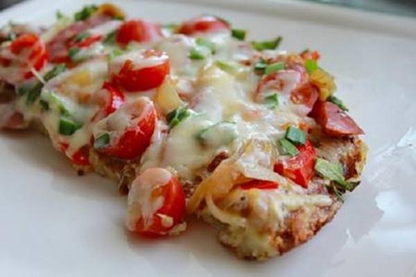 კარტოფილის პიცა – ვახშმისთვის ამ კერძს ხშირად მოამზადებთ!