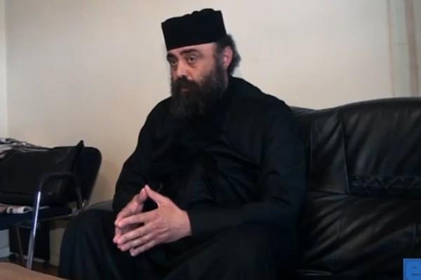 დავით გარეჯის მონასტრის წინამძღვარი, არქიმანდრიტი ილარიონ ჭიღლაძე 16.05. 2012 წელი  (ვიდეო)