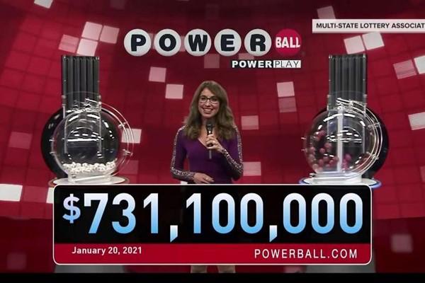 მერილენდის შტატის მცხოვრებმა Powerball-ის ლატარეაში 731 მილიონი დოლარი მოიგო