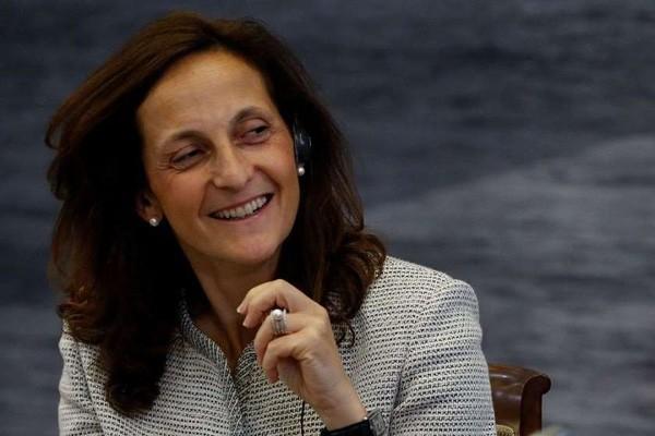 პირველად Reuters-ის 170-წლიან ისტორიაში მთავარ რედაქტორად ქალი დაინიშნა