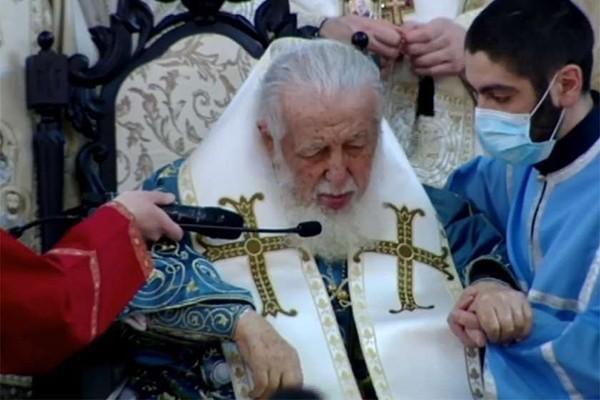 პატრიარქის სააღდგომო ეპისტოლე