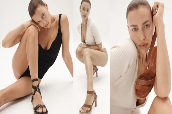 ირინა შეიკის და Tamara Mellon-ის კოლაბორაციით შექმნილი ფეხსაცმელების ახალი კოლექცია