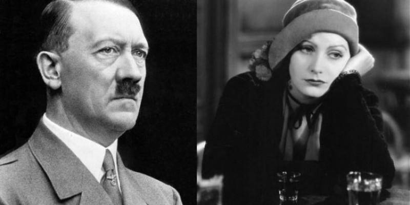 გრეტა გარბო – მსახიობი, რომელსაც ადოლფ ჰიტლერის მოკვლა სურდა