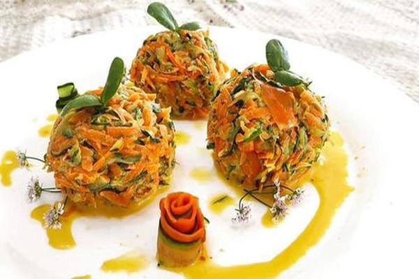 სტაფილოს და კიტრის სალათი