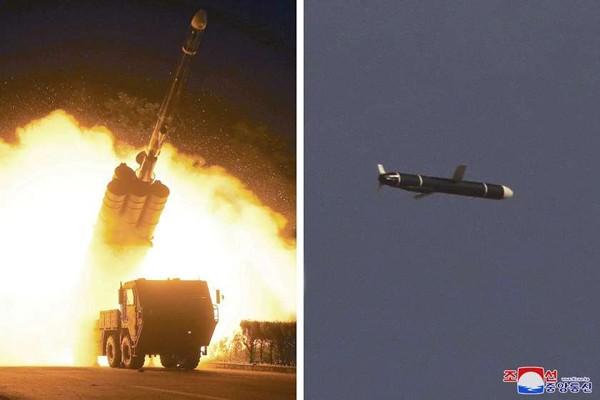 ჩრდილოეთ კორეამ შორი მოქმედების ახალი ფრთოსანი რაკეტა გამოსცადა