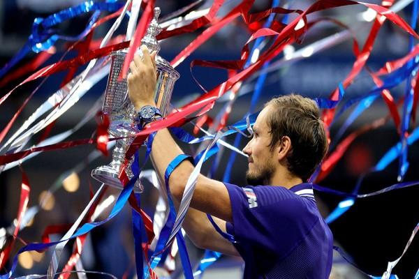 ჯოკოვიჩმა ისტორია ვერ გადაწერა: მედვედევი US Open-ის ჩემპიონია