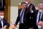 verc-Seni-masiT-da-verc-yviriliT-ver-SemaSineb---yavelaSvili-sanikiZis-dapirispireba-parlamentSi-video
