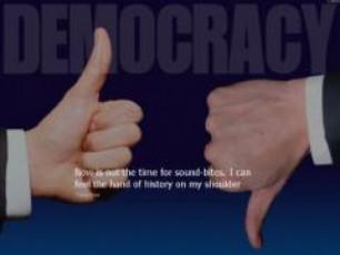 დემოკრატიისფერი დიქტატურა (ნაწილი I)