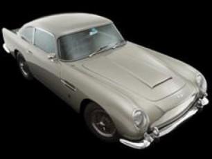 jorj-harisonis-Aston-Martin-DB5-auqcionze
