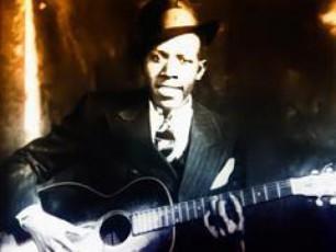პოპ–პორტრეტები – რობერტ ჯონსონ: Resting In The Blues