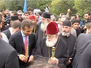 patriarqi-da-biZina-ivaniSvili-wiwamurSiVIDEO