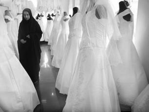 პატარძალი პანაშვიდზე